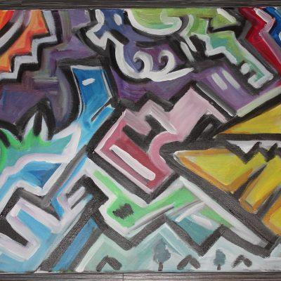 Peinture Pour Epic Joystick (Vendu)