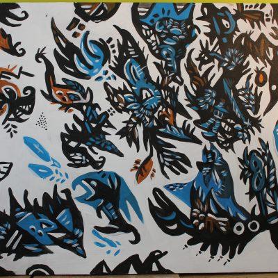 Foret du Lapin Bleu